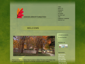 Addison Arbor Foundation Web Site Designed by ribit
